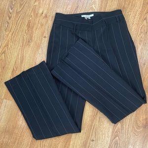 Zara Basic Pin Stripes Trousers